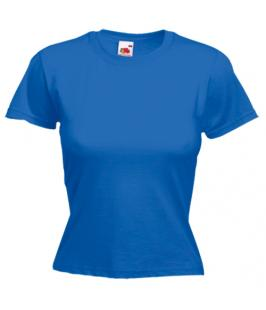 Camiseta Mujer Color Valueweight - Imagen 1